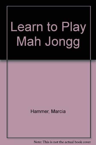 Learn Play Mah Jongg: Random House