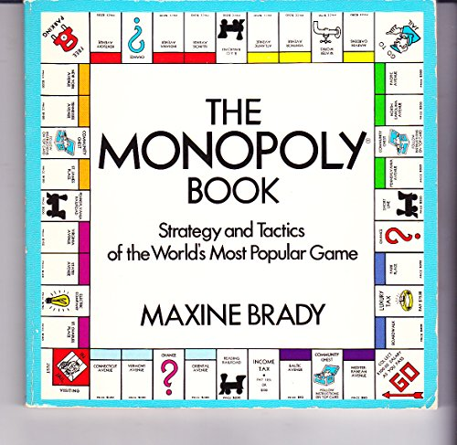 9780679144014: Monopoly Book: Strategy and Tactics of the World's Most Popular Game