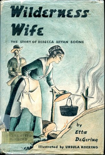 9780679202486: Wilderness Wife: The Story of Rebecca Bryan Boone