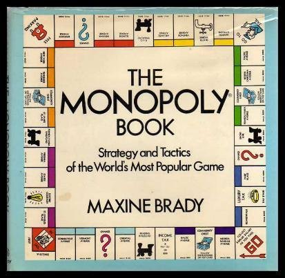 9780679202929: The Monopoly Book: Strategy and Tactics of the World's Most Popular Game