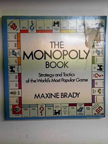 9780679203162: The Monopoly Book:  Strategy and Tactics of the World's Most Popular Game