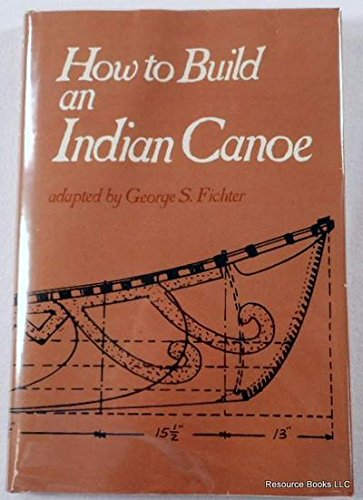 9780679203520: How to build an Indian canoe