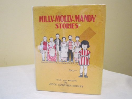 Milly-Molly-Mandy Stories: Brisley, Joyce Lankester