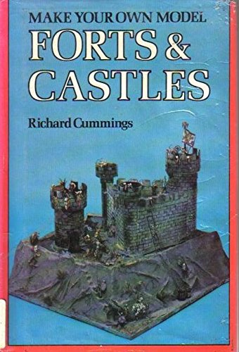 Create A Children S Book Cover : Make your own model forts and castles by cummings richard