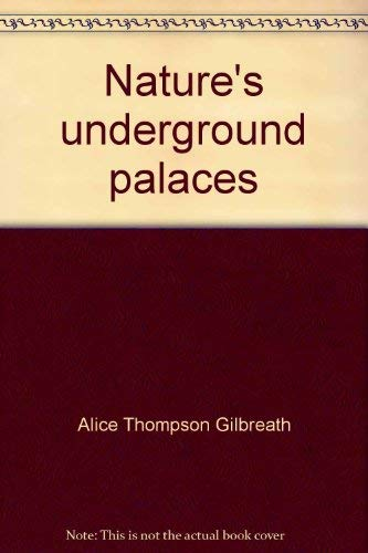 9780679204374: Nature's underground palaces: Caves and caverns