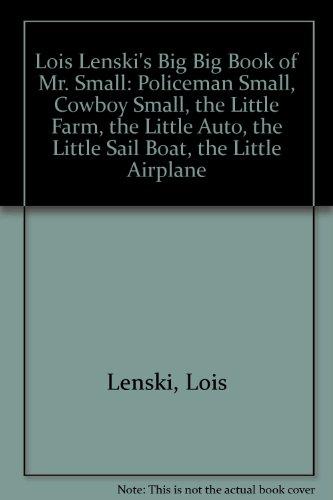 9780679205432: Big Big Book of Mr. Small