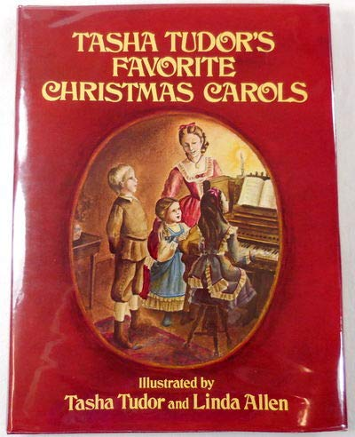 Tasha Tudor's Favorite Christmas Carols (0679209751) by Tasha Tudor