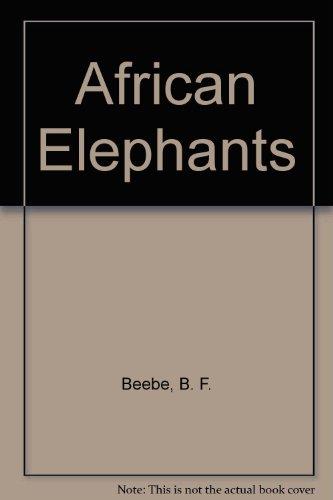 9780679250036: African Elephants