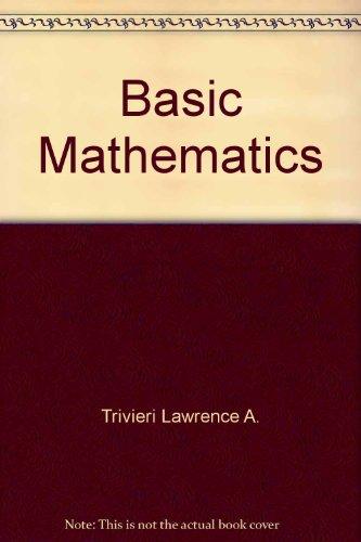 9780679300243: Basic Mathematics