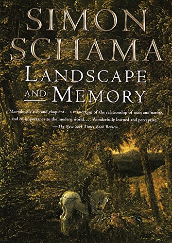 9780679307747: Landscape and Memory