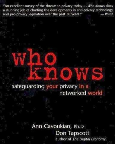 9780679308140: Who Knows? : Safeguarding Your Privacy in a Networked World