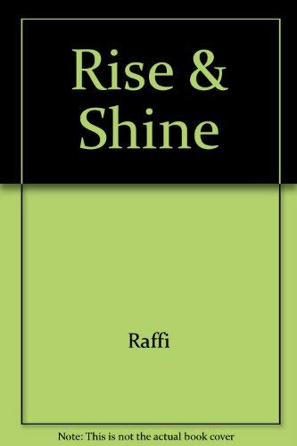 9780679308195: Rise and Shine (Raffi Songs to Read)