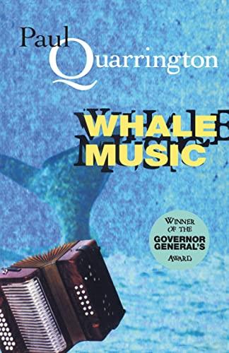 9780679308683: Whale Music