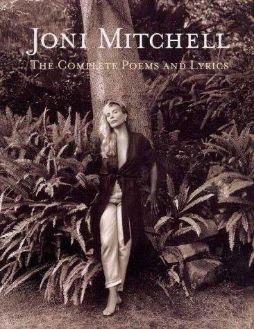 9780679308829: Joni Mitchell Lyrics & Poems