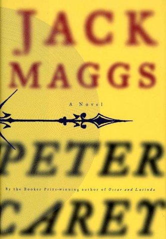Jack Maggs (Signed First Edition): Peter Carey