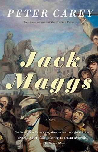 9780679309796: Jack Maggs
