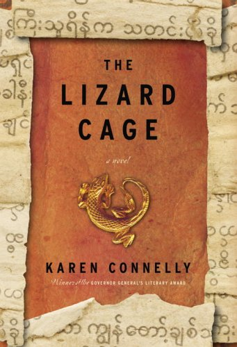 9780679310228: The Lizard Cage