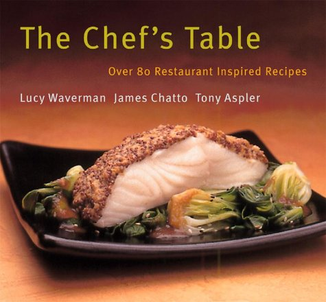The Chef's Table: Waverman, Lucy