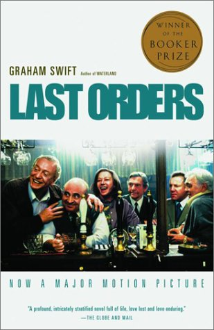 Last Orders: Graham Swift