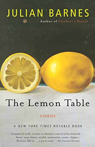 9780679313045: The Lemon Table