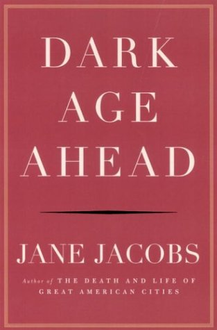 9780679313090: Dark Age Ahead