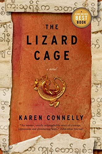 9780679313281: The Lizard Cage
