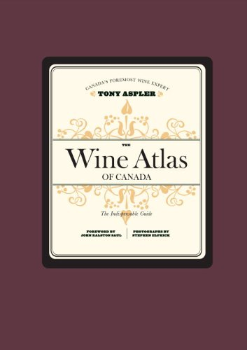 9780679313342: The Wine Atlas of Canada