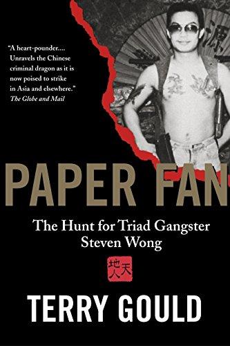 9780679313557: Paper Fan : The Hunt for Triad Gangster Steven Wong