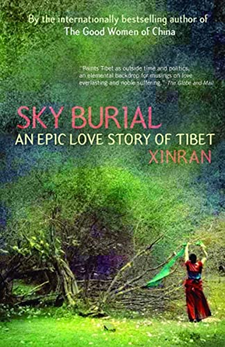 9780679313625: Sky Burial: An Epic Love Story of Tibet