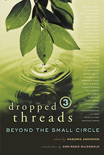 9780679313854: Dropped Threads 3: Beyond The Small Circle.