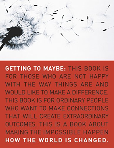 9780679314448: Getting to Maybe: How the World Is Changed