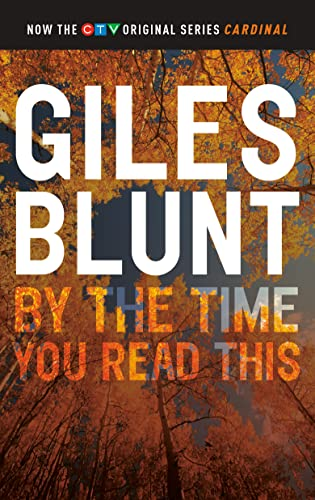 9780679315001: By the Time You Read This (The John Cardinal Crime Series)