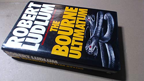 9780679400431: The Bourne Ultimatum (Random House Large Print)