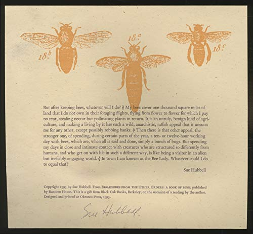9780679400622: Broadsides from the Other Orders: A Book of Bugs