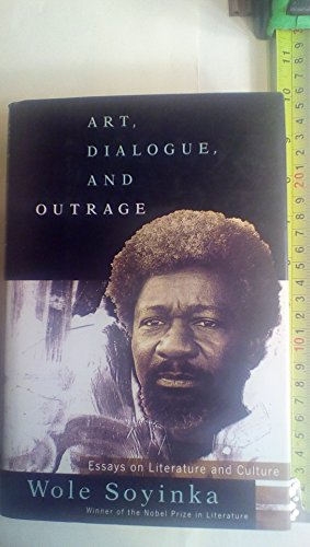 9780679400653: Art, Dialogue, and Outrage: Essays on Literature and Culture
