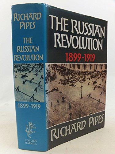9780679400745: Russian Revolution [Gebundene Ausgabe] by Pipes, Richard