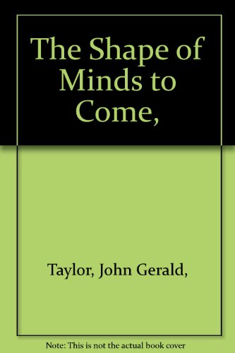 9780679400851: The Shape of Minds to Come,