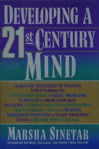 9780679401056: Developing a 21St-Century Mind