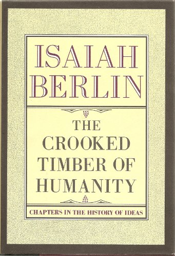 9780679401315: Crooked Timber of Humanity: Chapters in the History of Ideas