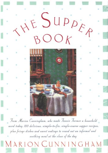 9780679401445: The Supper Book