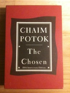 the use of symbolism in the chosen by chaim potok The chosen is a novel written by chaim potok it was first published in 1967 it  follows the  literary themes within the book include widespread references to  senses  potok accentuates the importance of silence, and its role as a medium  of.