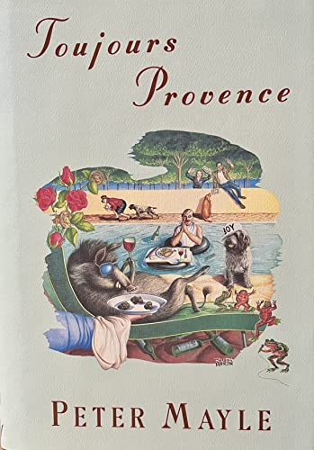 9780679402534: Toujours Provence
