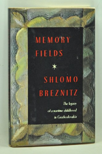 9780679404033: Memory Fields