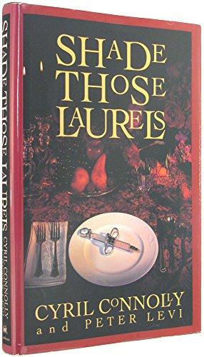 9780679404330: Shade Those Laurels