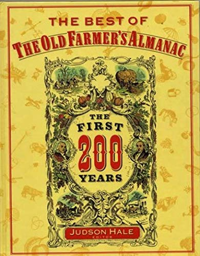 9780679404965: Best of the Old Farmer's Almanac: The First 200 Years