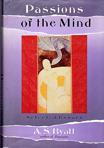 9780679405115: Passions of the Mind: Selected Writings