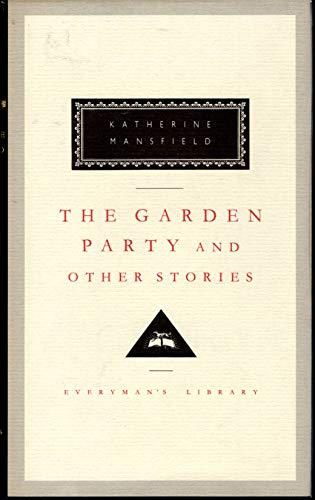 9780679405399: The Garden Party and Other Stories (Everyman's Library (Cloth))