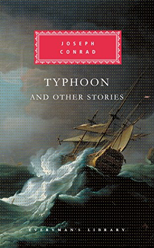 9780679405474: Typhoon and Other Stories (Everyman's Library)