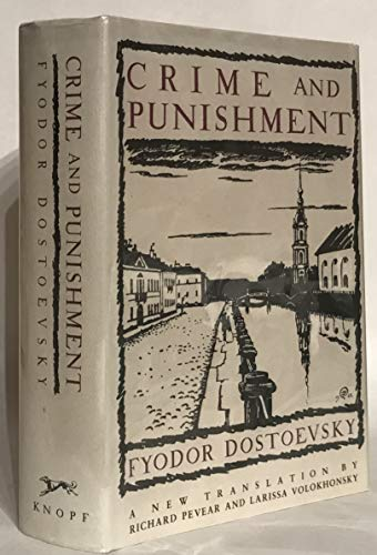 9780679405573: Crime And Punishment: A Novel in Six Parts with Epilogue by Fyodor Dostoevsky