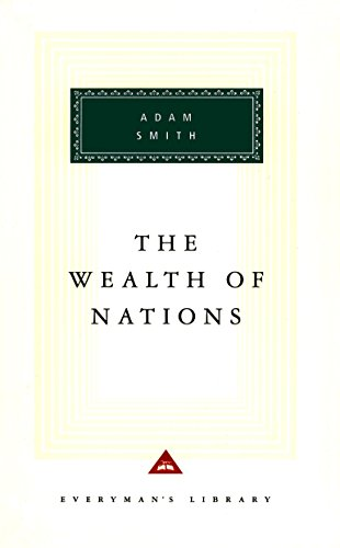 9780679405641: The Wealth of Nations (Everyman's Library)